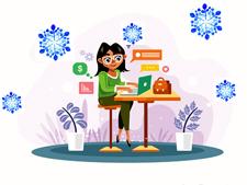 Photo of آموزش ایجاد افکت برف روی عکس