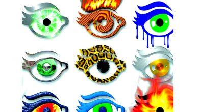 تصویر پلاگین قدرتمند محبوب فتوشاپ eye Candy