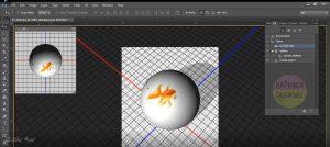 آموزش سه بعدی سازی عکس در فتوشاپ