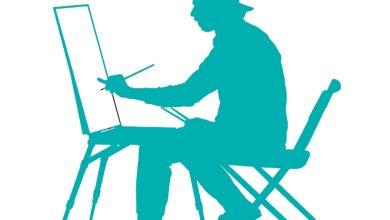 تصویر شخصیت یک هنرمند ـ قوانین هنر